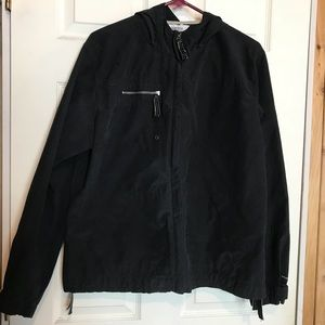 Columbia Omni Shield Black Lightweight Jacket XL